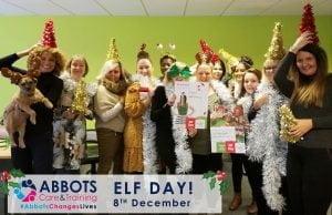 Abbots Elf Day