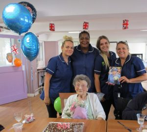 Abbots 100th Birthday Celebrations