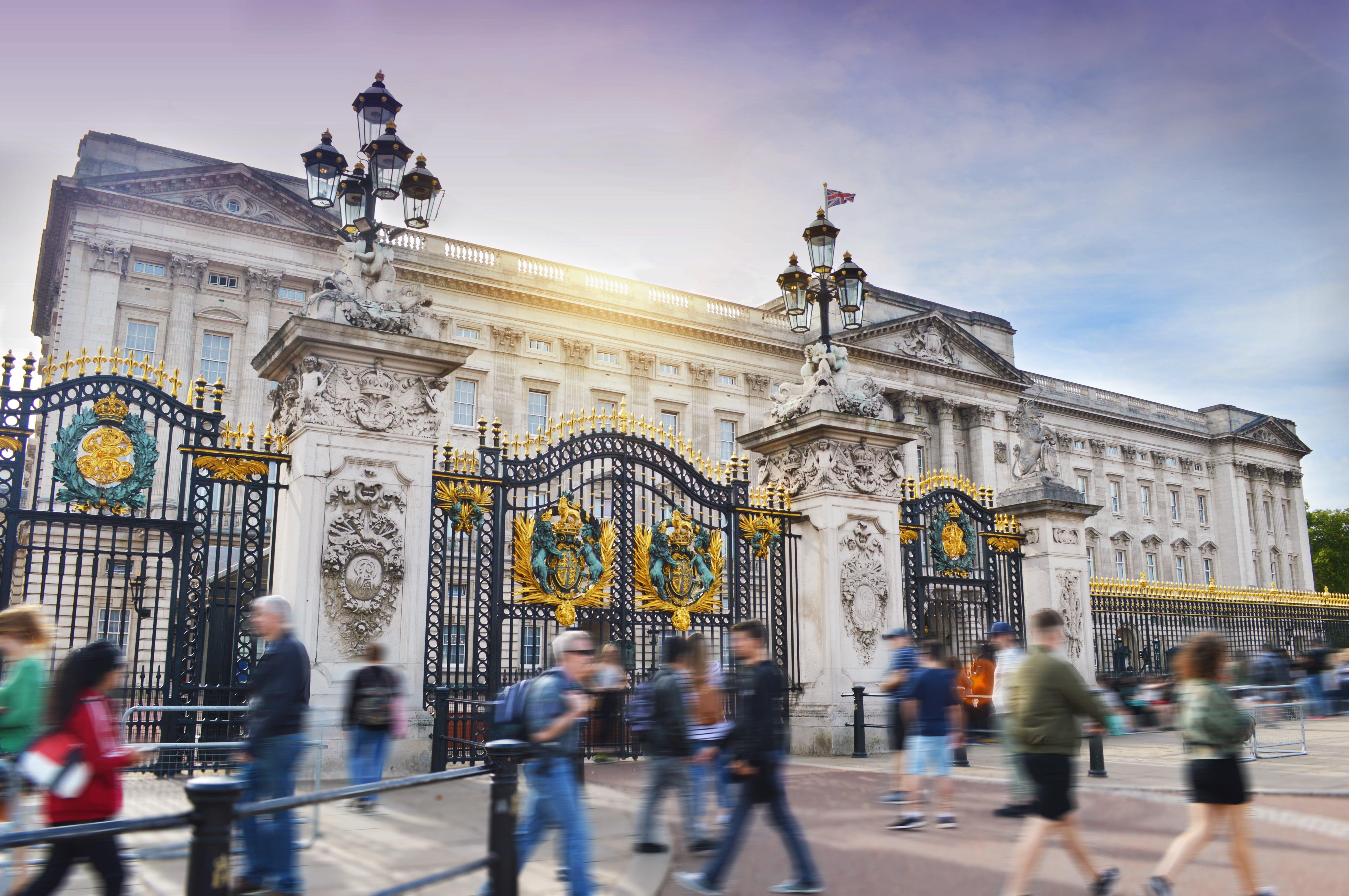 Buckingham Palace Accessibility
