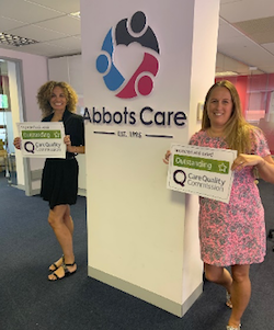 Abbots Care | CQC Award