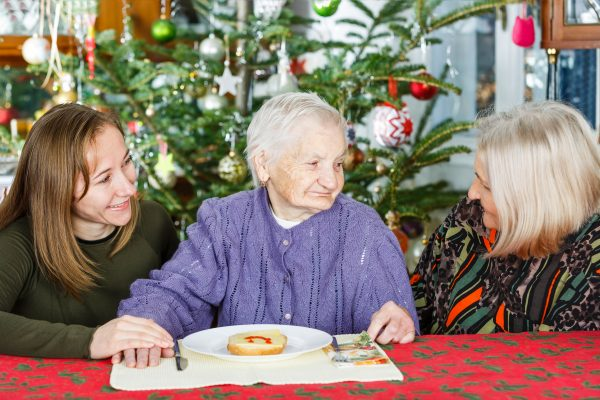 Care for Dementia at Christmas