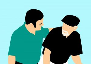 Dementia care memory aids